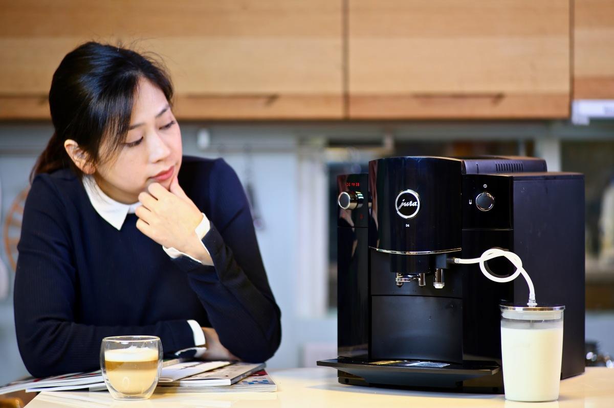 JURA D6 全自動義式咖啡機,全家人的咖啡新方案!台灣總代理 瑞技企業|優瑞咖啡。家用全自動義式咖啡機推薦 2019 年新機上市